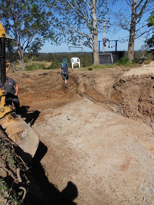 We have hole - a very big hole!