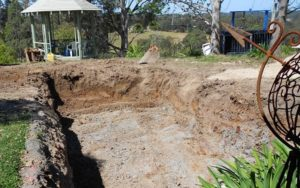 Our Natural Swimming Pond Build:  The (W)hole Disaster Concludes…