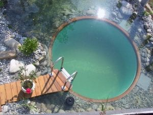 How to build your own natural plunge pool!