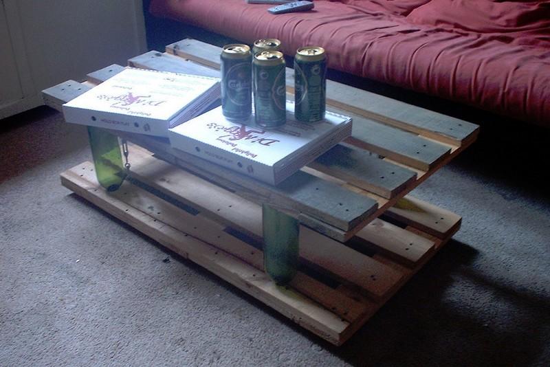10 green bottle coffee table 16