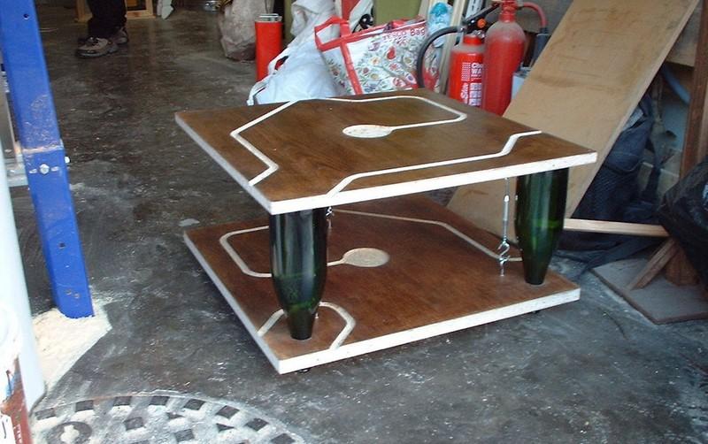 10 green bottle coffee table 17
