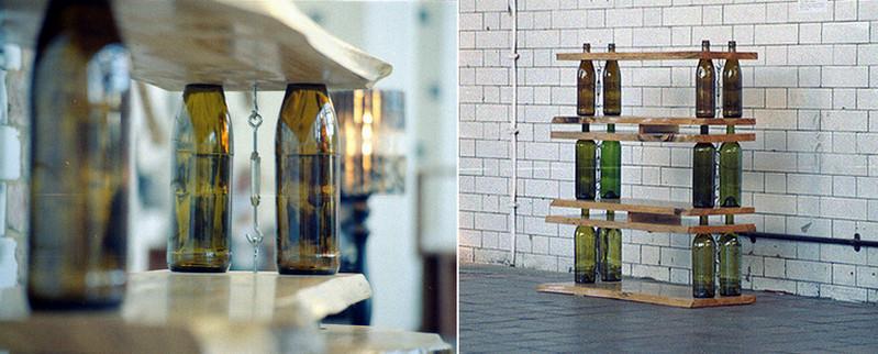 Ten Green Bottle Coffee Table