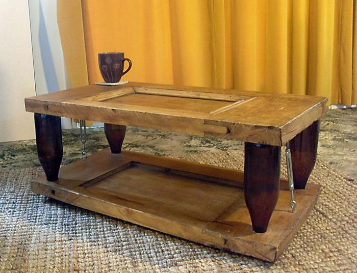 Ten Green Coffee Table