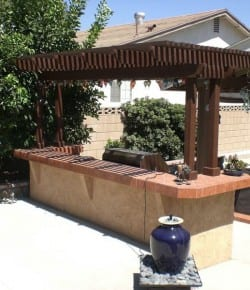 DIY Backyard BBQ
