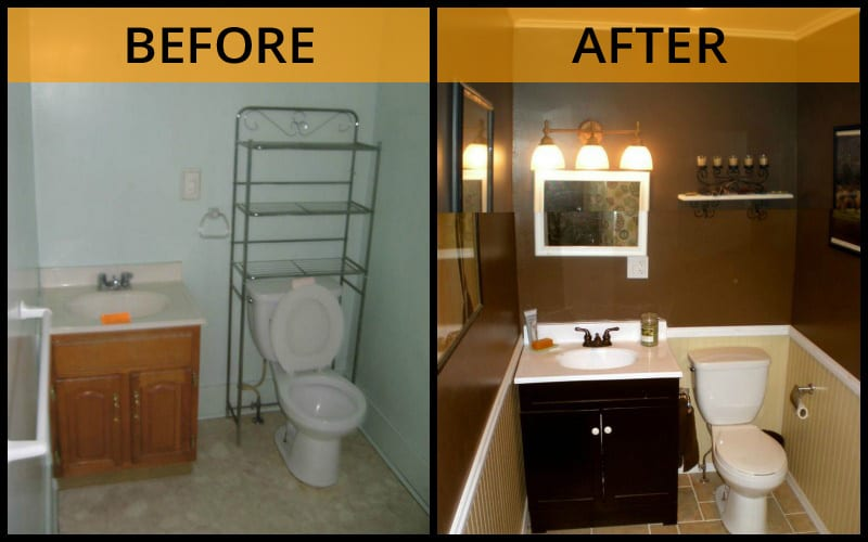 Diy Bathroom Renovation Your Projects Obn