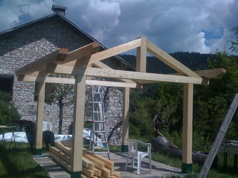 How To Build A Gazebo Your Projects Obn