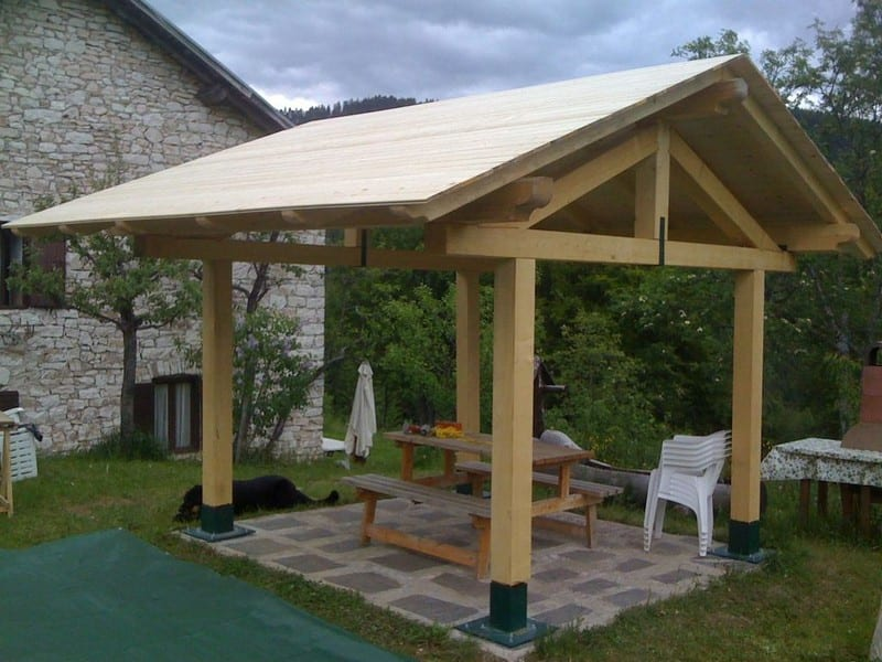 How To Build A Gazebo Your ProjectsOBN