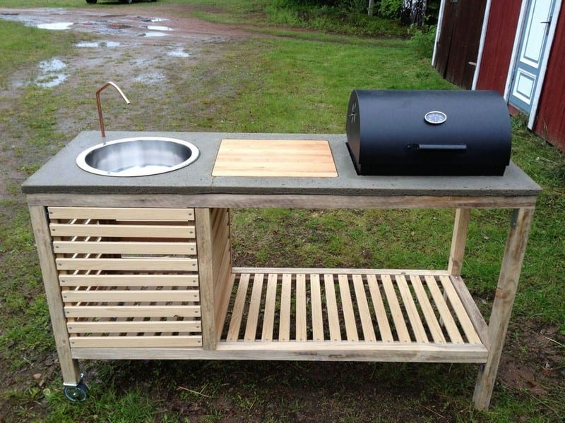 How To Build A Portable Kitchen Your Projects Obn