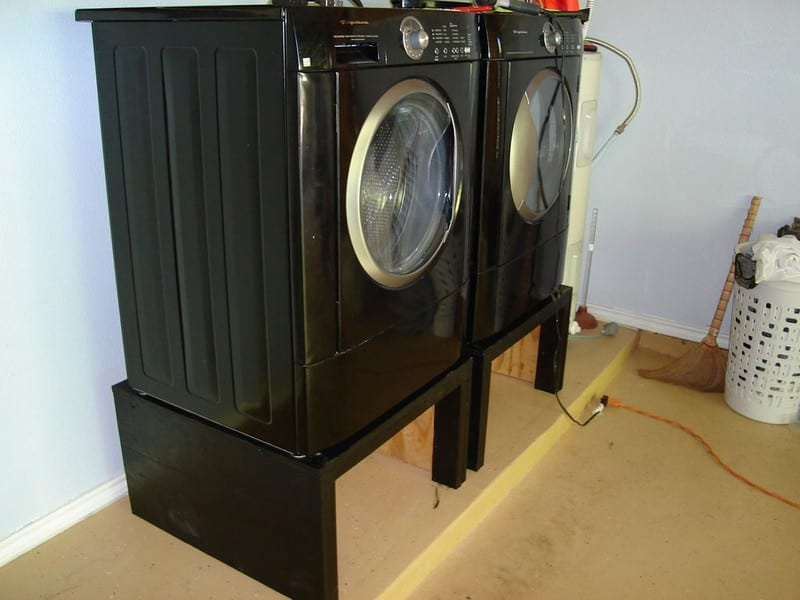 Diy Washing Machine And Dryer Pedestal Your Projects Obn