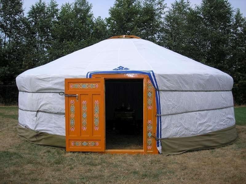 DIY Mongolian Yurt