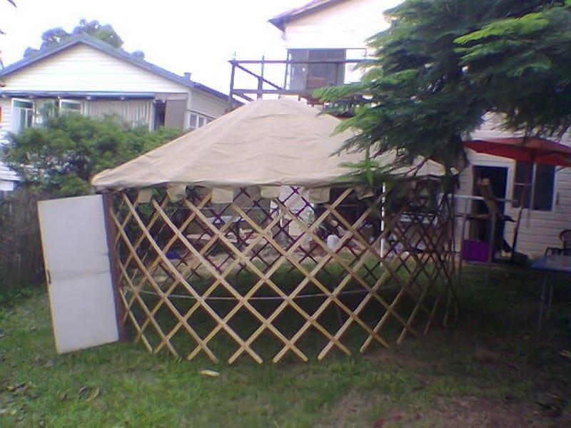 Do It Yourself Home Design: DIY Mongolian Yurt