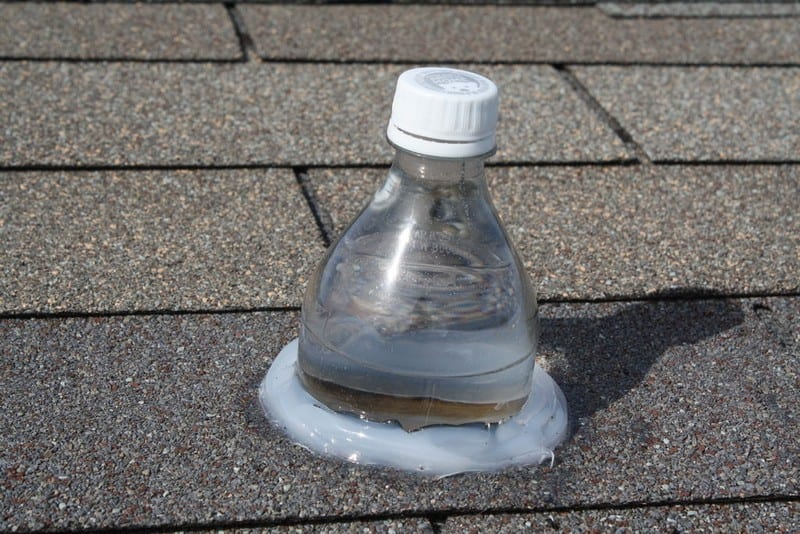 Solar Water Bulb