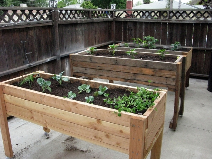 DIY Waist High Planter Box - Your Projects@OBN