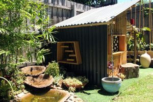 Build Your Own Bamboo Cubby