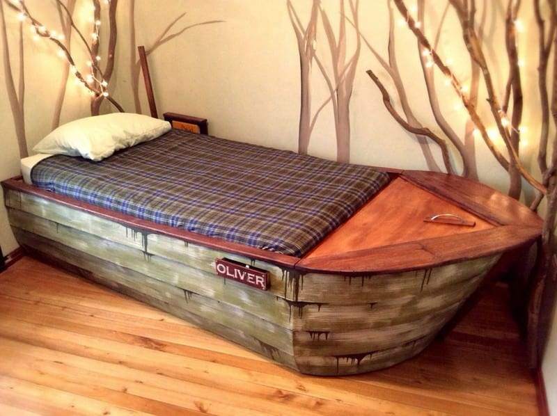 Diy Boat Bed Your Projects At Obn