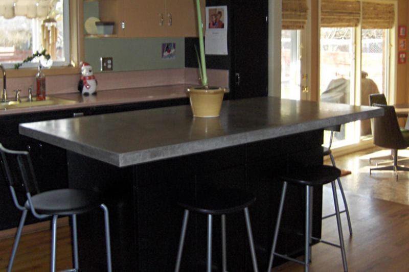 How To Build A Basic Concrete Countertop Page 3