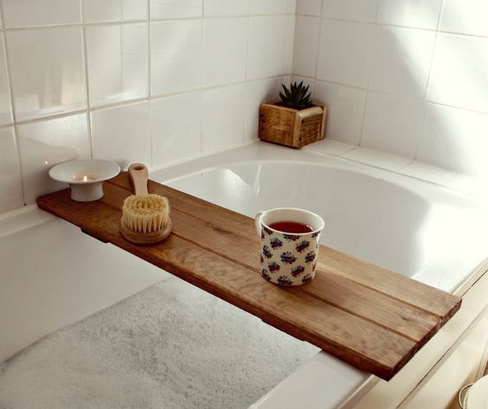 DIY Bathtub Caddy | Your Projects@OBN
