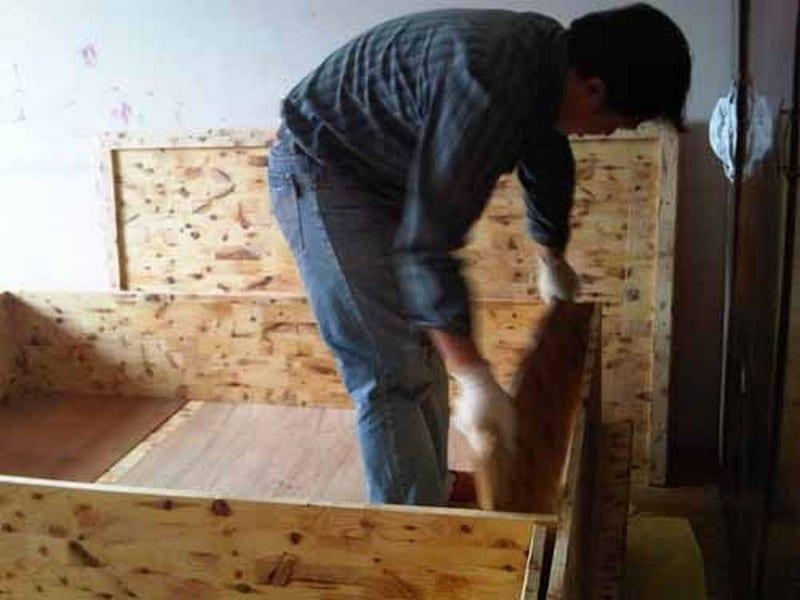 DIY Lift Top Storage Bed07