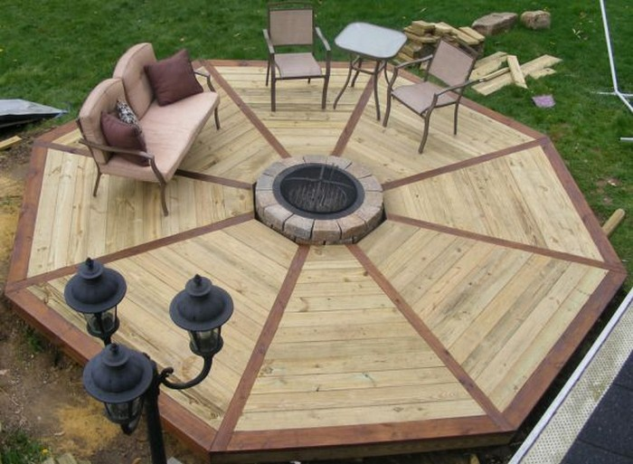 How to Build an Octagonal Deck | Your Projects@OBN