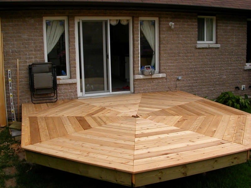 How To Build An Octagonal Deck Your ProjectsOBN