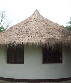 DIY Earthbag Round House
