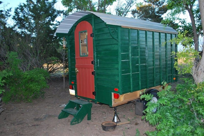 How To Build A Gypsy Wagon Your Projects Obn