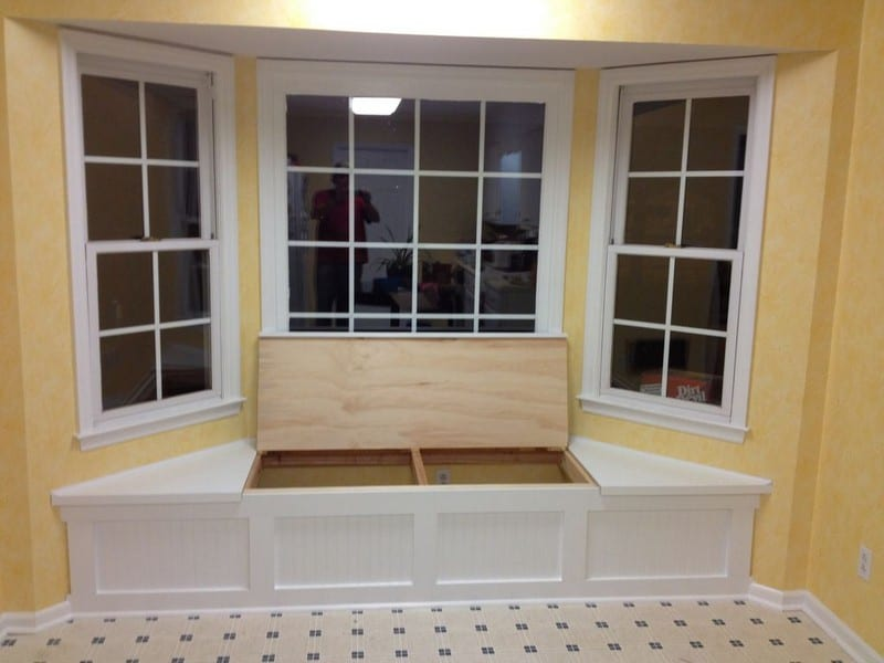 DIY Window Seat with Storage | Your Projects@OBN