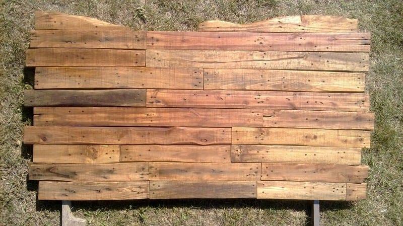 Headboard Pallet