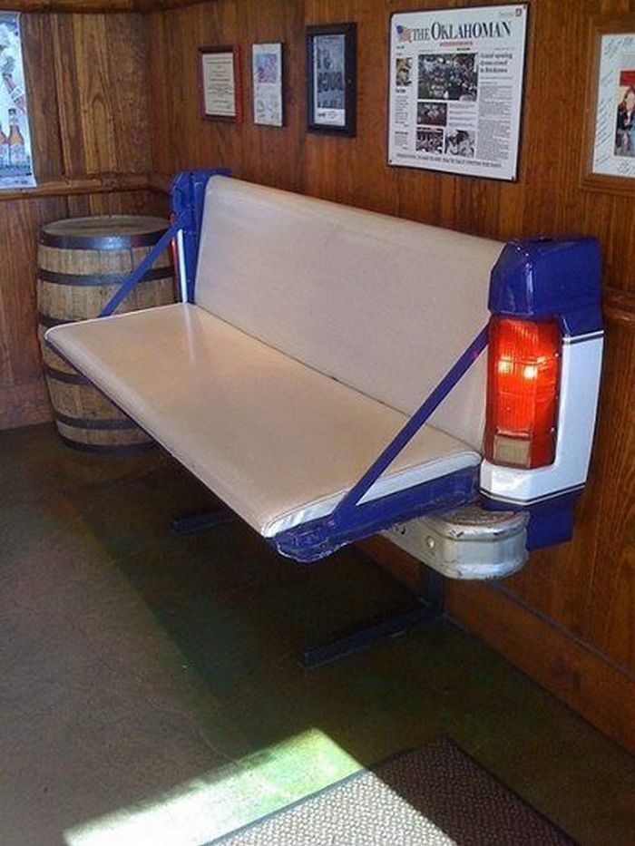 Tailgatewallbench on Old Chevy Parts