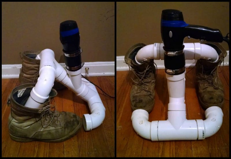 Build Yourself a Boot Dryer!