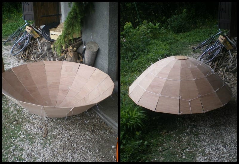 Parabolic Solar Oven Your Projects Obn