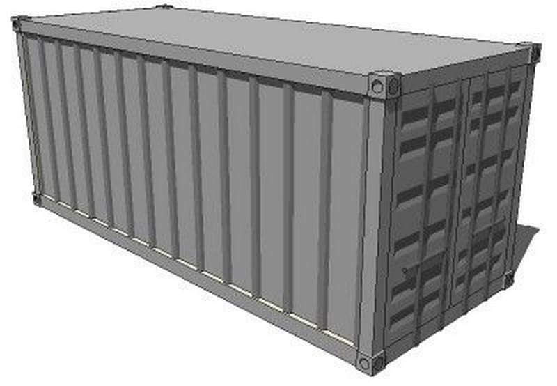 How to Get a Shipping Container - plan you layout