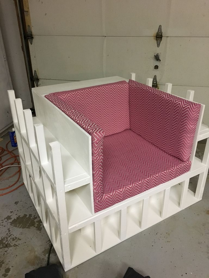 How Build Biblio Chair Your Projects Obn