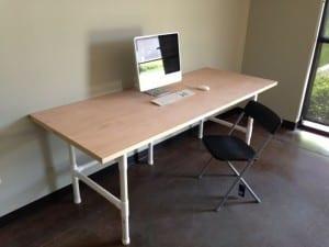 DIY PVC Table