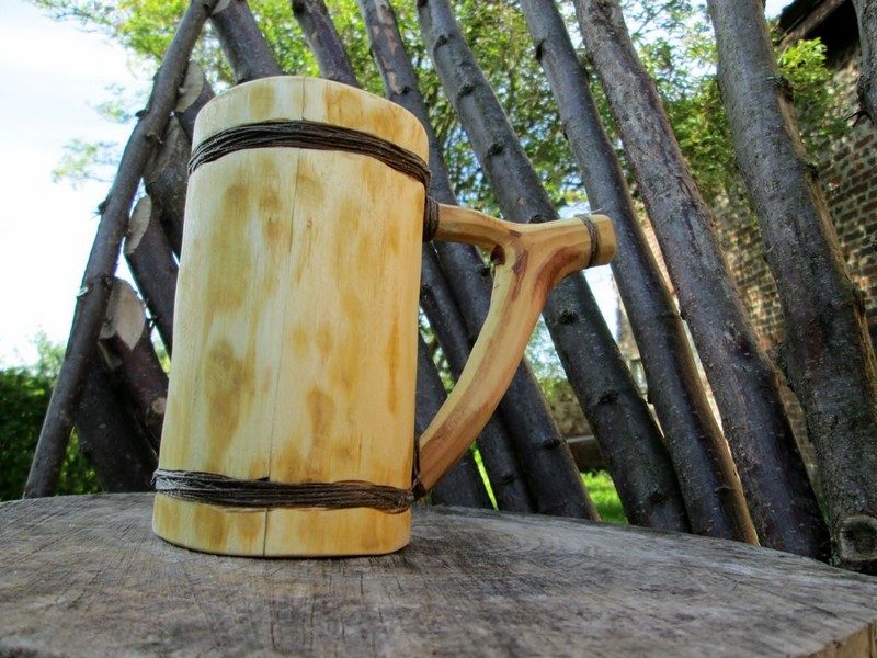 Bushcraft Beer Mug