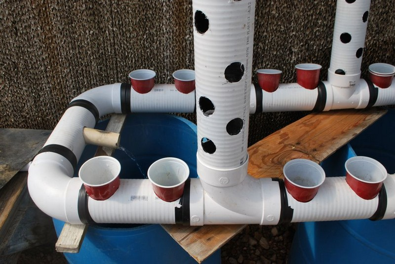 Vegetable Garden Design Hydroponic Systems