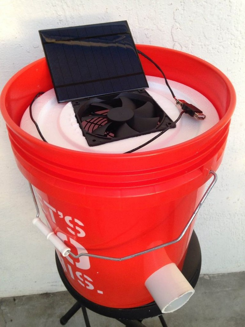 How To Make A 5 Gallon Bucket Air Conditioner Your
