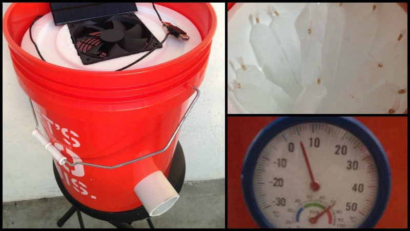 Gallon Bucket Air Conditioner