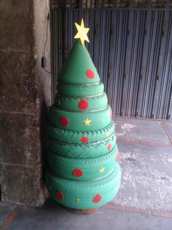 Tire Christmas Tree Your Projects Obn