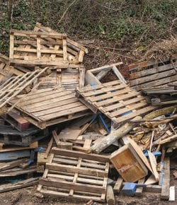 Where to Get Free Pallets