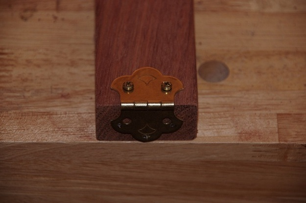 Hinge Tail Piece