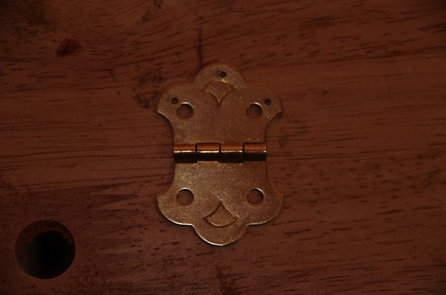 Hinge with Holes