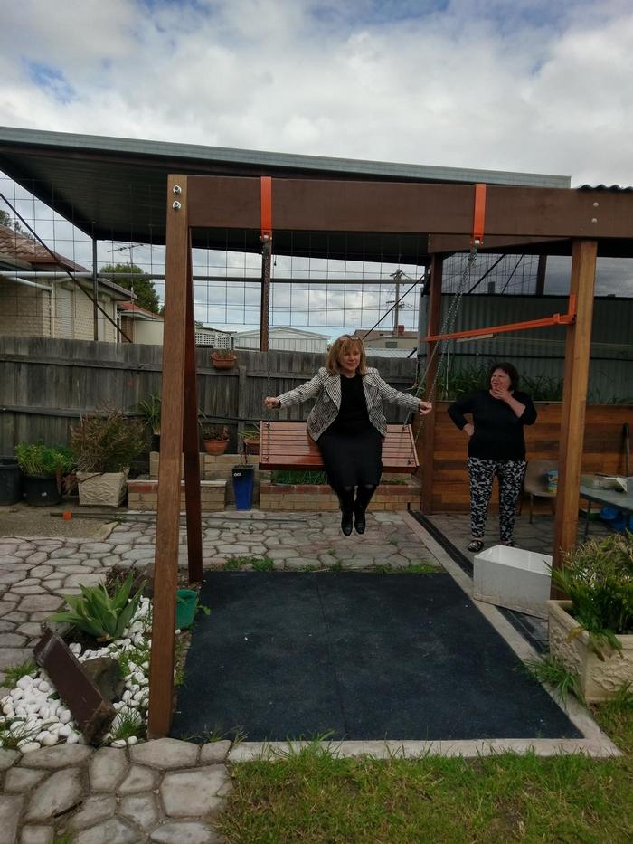 Backyard Project