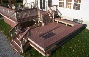 Preparing your deck site