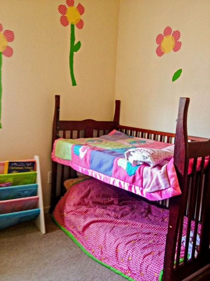 From baby crib to toddler bed! – Your Projects@OBN