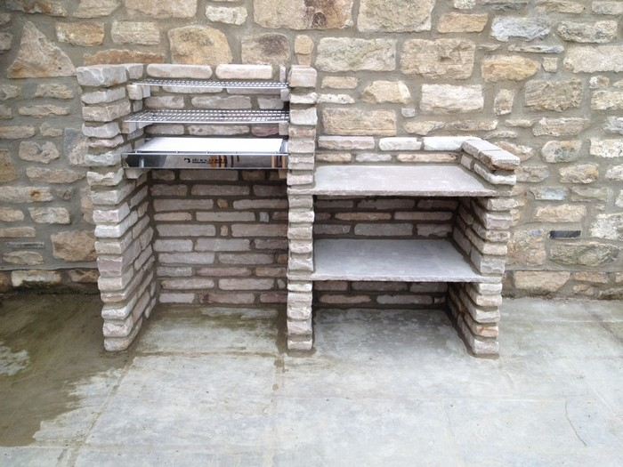 Build your own brick barbecue | Your Projects@OBN