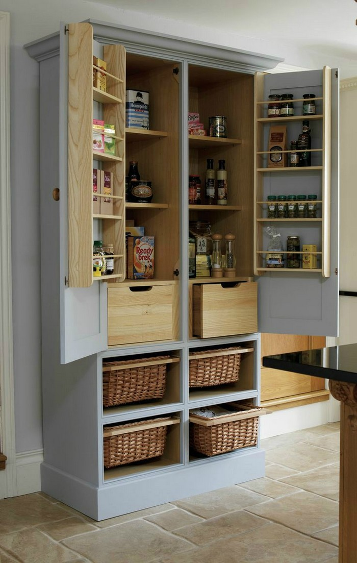 Diy Free Standing Kitchen Pantry 03 Your Projects Obn