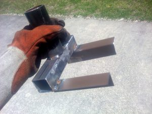 Make your own pallet breaker tool!