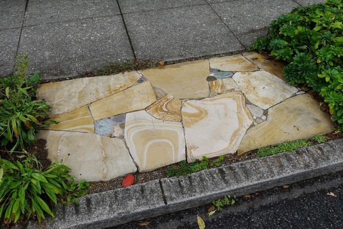 Mosaic Stone Cement : Creating custom pebble mosaic stepping stones for your