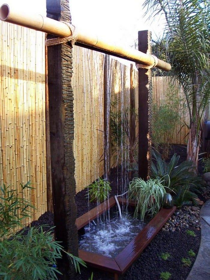 Rain Shower Fountain